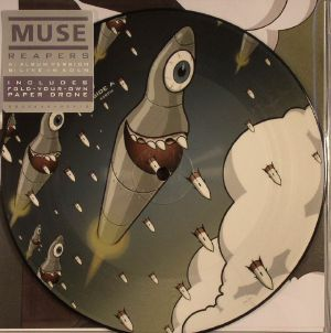 MUSE - Reapers (Record Store Day 2016)