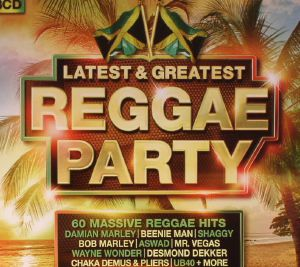 VARIOUS - Latest & Greatest Reggae Party