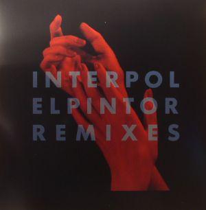 INTERPOL - El Pintor (remixes) (Record Store Day 2016)