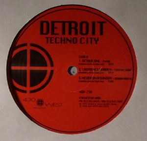 OCTAVE ONE/LAWRENCE BURDEN/NEVER ON A SUNDAY - Detroit Techno City