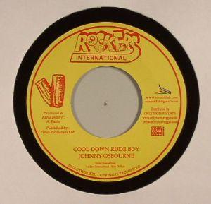 OSBOURNE, Johnny - Cool Down Rude Boy
