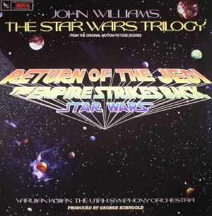 WILLIAMS, John - The Star Wars Trilogy (Soundtrack)