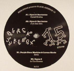 ILLYUS & BARRIENTOS/PURPLE DISCO MACHINE/LORENZ RHODE/DAYNE S - Shir Khan Presents Black Jukebox 15