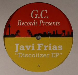 FRIAS, Javi - Discotizer EP