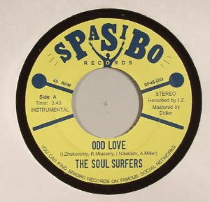 SOUL SURFERS, The - Odd Love