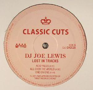 DJ JOE LEWIS - Lost In Tracks