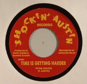 AUSTIN, Peter/KINGSTONIANS - Time Is Getting Harder