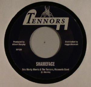 MORRIS, Eric Monty/THE TENNORS/VISCOUNTS BAND - Shameface
