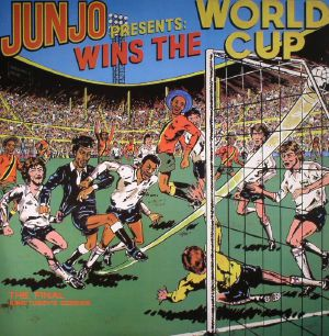LAWES, Henry Junjo/VARIOUS - Wins The World Cup (remastered)