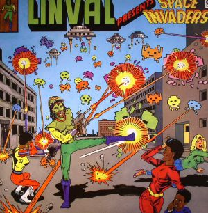 THOMPSON, Linval/VARIOUS - Space Invaders (remastered)