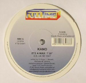 KANO - It's A War