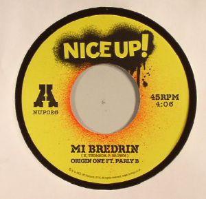 ORIGIN ONE feat PARLY B - Mi Bredrin