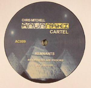 MITCHELL, Chris - Remnants
