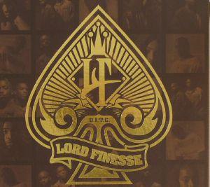 LORD FINESSE - The Remixes: A Midas Era Retrospective