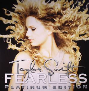 SWIFT, Taylor - Fearless (Platinum Edition)