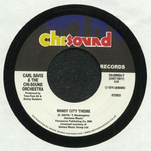 DAVIS, Carl/THE CHI SOUND ORCHESTRA - Windy City Theme