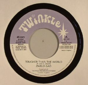 GAD, Pablo/TWINKLE RIDHM SECTION - Tougher Than The World