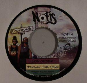MORGAN HERITAGE/DRE ISLAND - Lion Order (Crossroads riddim)