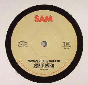DUKE, Doris - Woman Of The Ghetto