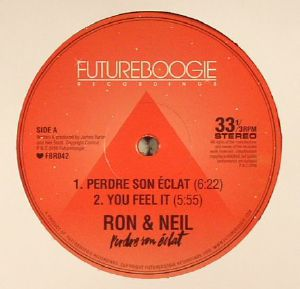 RON BASEJAM/NEIL DIABLO - Pedre Sind Eclat