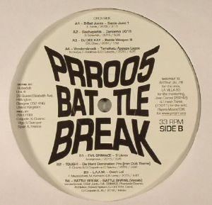 B BALL JOINTS/BISCHEPIEHLS/DJ DEE KAY/VENDERSTROOIK/EVIL GRIMACE/TOUGH!/LAAM/BATTLE BREAK - Battle Break
