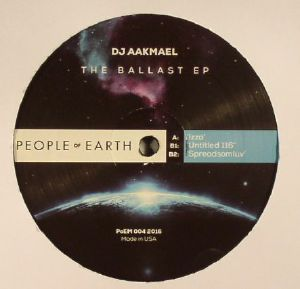 DJ AAKMAEL - The Ballast EP