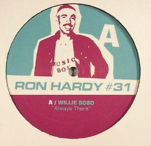HARDY, Ron/ WILLIE BOBO/AL DI MEOLA - RDY #31