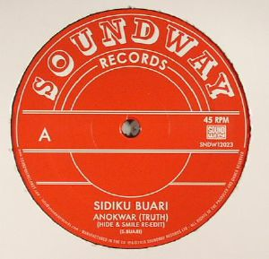 BUARI, Sidiku - Anokwar (Truth)