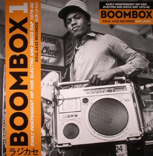 Boombox: Early Independent Hip Hop Electro & Disco Rap 1979-82