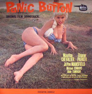 GARVARENTZ, Georges - Panic Button (Soundtrack)
