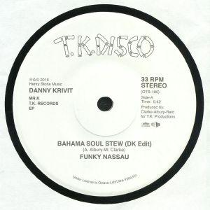 FUNKY NASSAU/THE ARMADA ORCHESTRA - MR K TK Records EP
