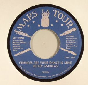 ANDREWS, Rickey - Chances Are Your Dance Is Mine