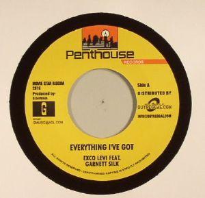 LEVI, Exco/GARNETT SILK - Everything I've Got (Movie Star riddim)