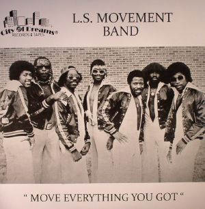 LS MOVEMENT BAND - Move Everything You Got