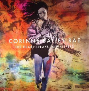 BAILEY RAE, Corinne - The Heart Speaks In Whispers