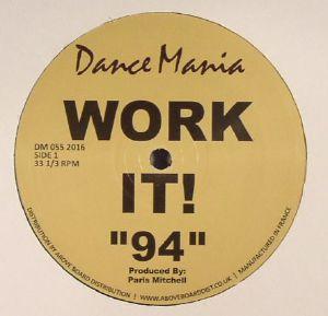 MITCHELL, Paris/RJ HALL - Work It! 94