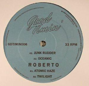 ROBERTO - Junk Rudder