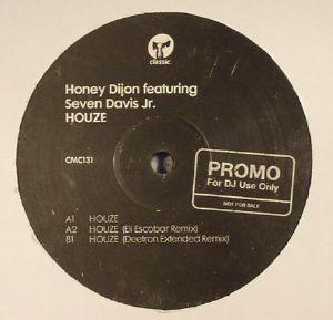 HONEY DIJON feat SEVEN DAVIS JNR - Houze