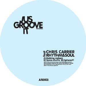 CARRIER, Chris feat RHYTHM & SOUL - Voyage Direct Vol 1
