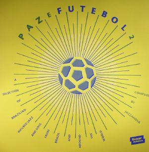 JAZZANOVA/VARIOUS - Paz E Futebol 2: A Selection Of Brazilian Infused Jazz & Soul From Brazil & Around The World