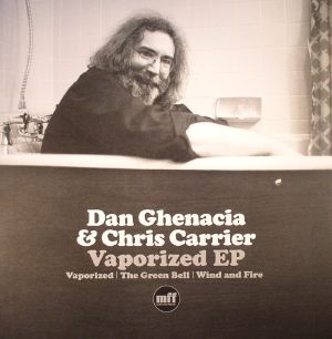 GHENACIA, Dan/CHRIS CARRIER - Vaporized EP