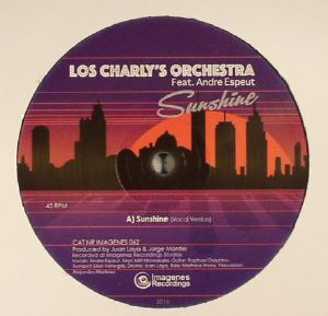 LOS CHARLY'S ORCHESTRA feat ANDRE ESPEUT - Sunshine
