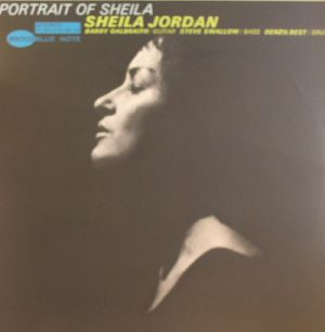 JORDAN, Sheila - Portrait Of Sheila