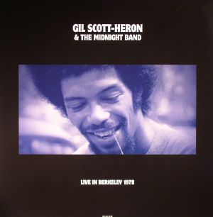 SCOTT HERON, Gil/THE MIDNIGHT BAND - Live In Berkeley 1978