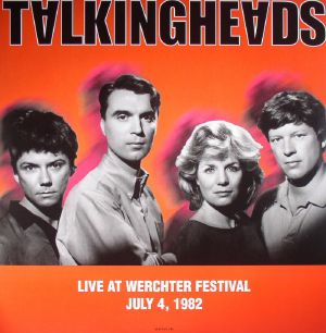 TALKING HEADS - Live At Werchter Festival July 4 1982