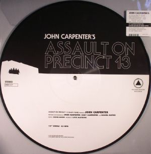 CARPENTER, John - Assault On Precinct 13/The Fog (Soundtrack)
