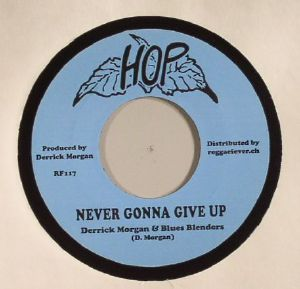 MORGAN, Derrick/BLUES BLENDERS/FAMILY MAN/LYNN TAITT/JETS - Never Gonna Give Up