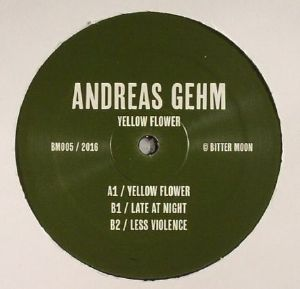 GEHM, Andreas - Yellow Flower