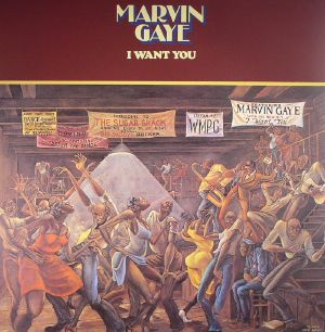 GAYE, Marvin - I Want You