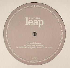 A LEX/RICHMOND WAGNER - Leap 006